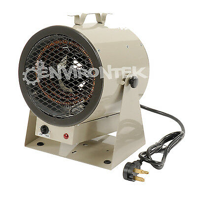 TPI Fan Forced Portable Electric Space Heater, 4000/3000W 240/208V New HF684TC