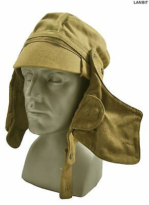 Original military cap hat - Russian/USSR Army - Afghan type/cover - size 55