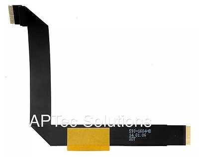 """13"""" MacBook Air A1466 Trackpad Touchpad Ribbon Flex Cable 593-1604-B 2013 - 2015"""