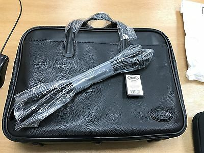 Genuine Land Rover Leather Briefcase