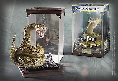 Harry Potter Magical Creatures #9 Nagini The Noble Collection New Sealed Box