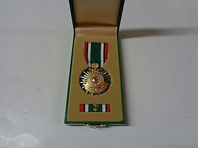 NEW Gulf War Liberation of Kuwait Medal Set w/ Ribbon Kingdom of Saudi Arabia