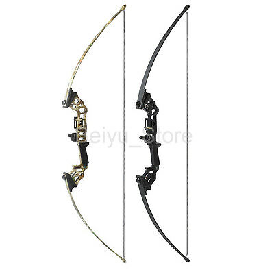 Outdoor hunting bow and arrow shooting individual archery bows and arrows