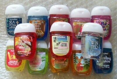 Bath & Body Works Pocketbacs Hand Sanitisers Pick Your Scents ~ Listing #2