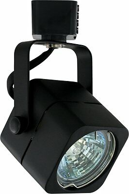 Liteline Corporation AO1012-BK-120V Apollo Track Fixture, 120V, Black