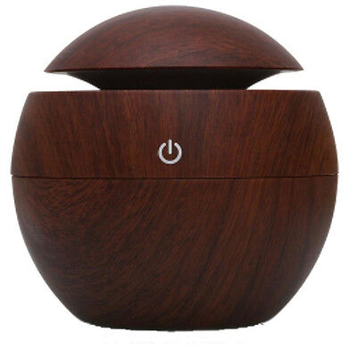 Kmise Cool Mist Humidifier Ultrasonic Aroma Essential Oil Diffuser 130ml