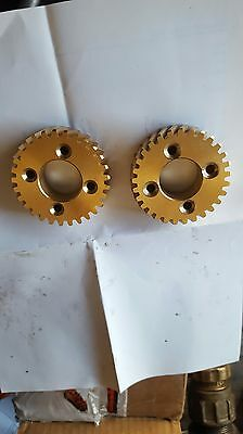 hobart a200 old stock bronze gear