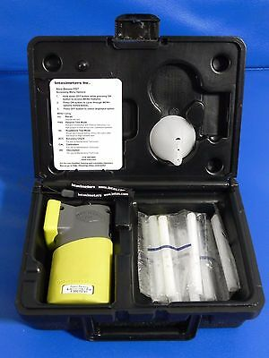 Intoximeter Alco-Sensor FST Portable Breathalyzer with Case /Professional Equip.