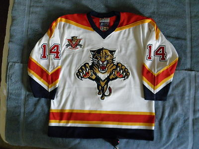 quality design eb137 8048f STARTER AUTHENTIC FLORIDA Panthers Ray Whitney Jersey vintage 90s size 52  97-98
