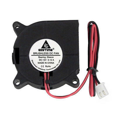 DC 12V 40mm 40x20mm 0.12A 4020S Brushless PC Computer Cooler Cooling Blower fan