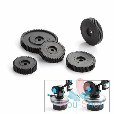 5PCS FOTGA 0.5 0.6 0.8 38T 43T 65T 78T Pitch Gear for DP500 III Follow Focus【AU】