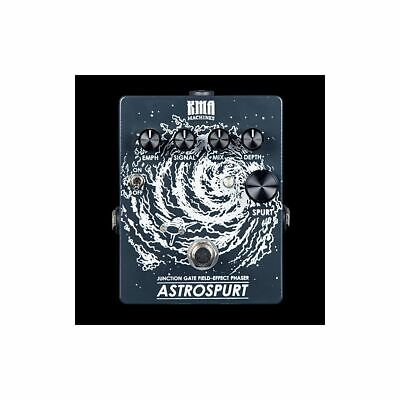 KMA Audio Machines - ASTROSPURT JFET Phaser