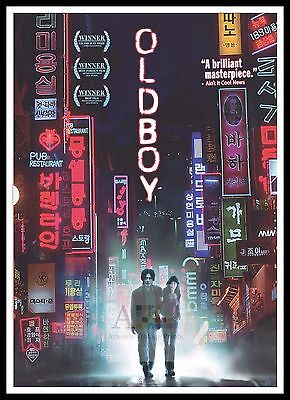 Oldboy 2   Poster Greatest Movies Classic & Vintage Films
