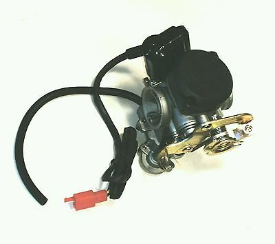 CARBURETOR PD19J 49-80cc GY6 CVK Runtong same as Kei-Hin Perfomance with Pump