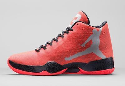 buy online 4e1f5 935df Nike Air Jordan 29 XX9 infrared Size 13. 695515-623. red black bred