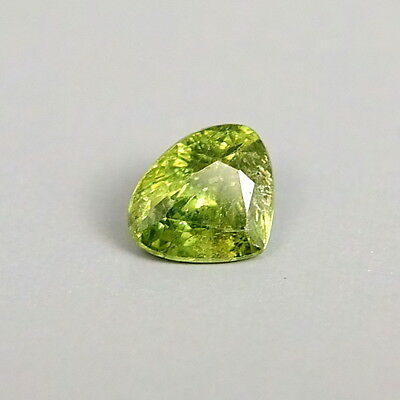 TOP DEMANTOID : 1,12 Ct Natürliche Demantoid Granat aus Madagaskar
