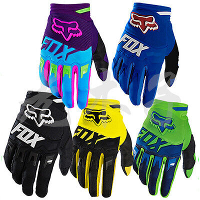 SPECIAL OFFER! Men's FOX MTB Motocross Off-Road ATV Dirt Bike Gear Gloves Mitts