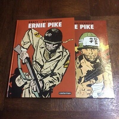 Ernie Pike - Hugo Pratt - Lot Tome 1 Et 2