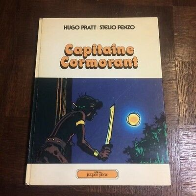 Capitaine Cormorant - Hugo Pratt - Reedition 1980