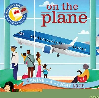 On the Plane 9781782404781 Carron Brown Bee Johnson Paperback New Book Free UK D
