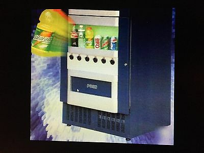 Soda vending machine- --FOR CANS AND BOTTLES