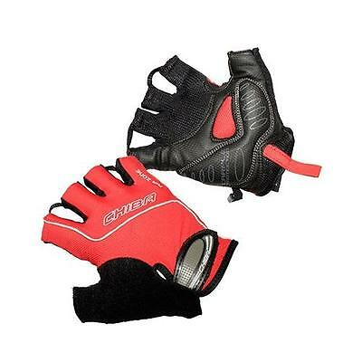 Gant velo ete air zone gel rouge m protect canal carpien - fabricant Chiba