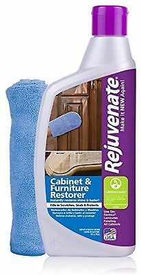 For Life Products RJ12CCB Rejuvenate Cabinet And Furniture Polish And Restore...
