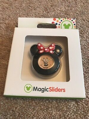 BNIB Walt Disney Magicband Slider Watch Minnie 100% Genuine Park Merchandise
