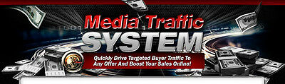 Media Traffic System- eBook, Videos and Bonuses on 1 CD