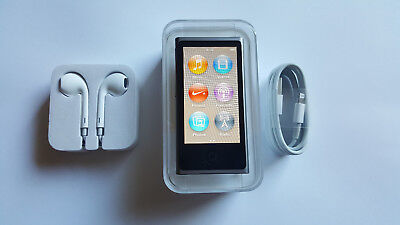 Apple iPod nano 7th Generation Grey (16GB) Mint Condition