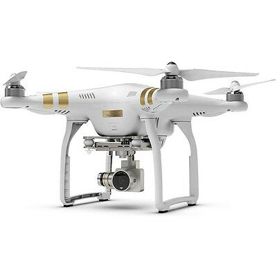 DJI Phantom 3 Professional Quadcopter Drone w/4K Camera 3Axis Gimbal - ***AS IS*