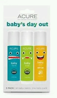 Acure Baby's Day Out 3 Pack