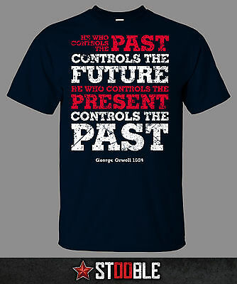 George Orwell 1984 T-Shirt - Direct from Stockist