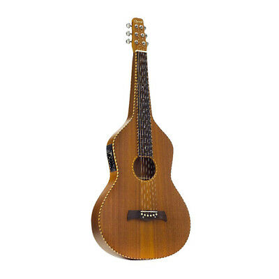 Hawaiian Guitar W-Model - All Mahogany Electro [3611]