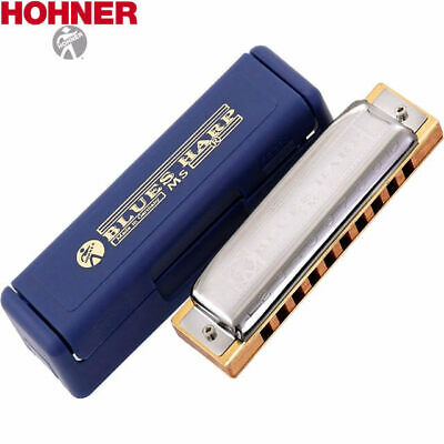 Hohner Blues Harp Harmonica ( KEY OF G ) 532GX Diatonic Harp
