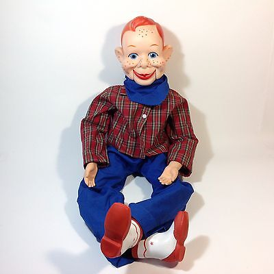 Vintage 1970's Howdy Doody Ventriloquist Doll