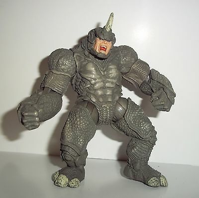 Marvel Universe RHINO complete spider-man 41 comic pack