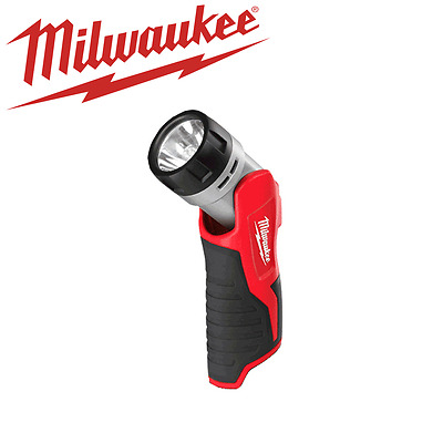 Milwaukee - 12V Li-Ion Cordless Compact LED Torch - M12TLED-0 - Skin Only