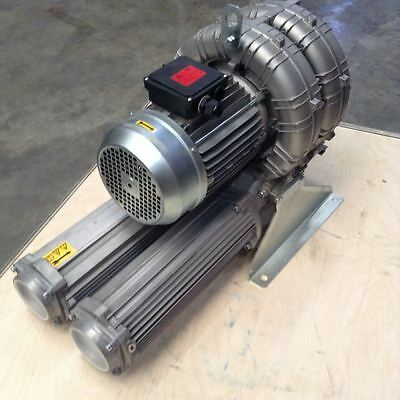 FPZ SCL K05-TS MOR Lateral Channel Blower 3 kW - NMP