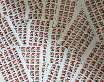 First/1st Class Stamps x 100 **Cheapest on ebay! - Free Express Postage**