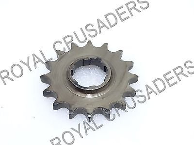 New Matchless Single Front Gear Box Sprocket 16 Teeth