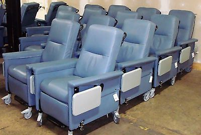 Champion 85 Series Heated Patient Recliner Medical Dialysis Chair