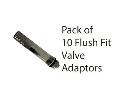 Pack of 10 x Senzo Flush Fit Valve Adaptor Tools