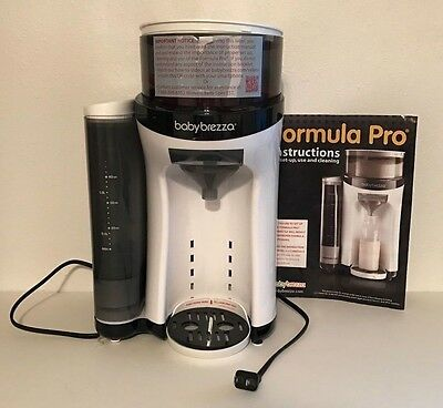 Babybrezza Baby Brezza Formula Pro Baby Bottle Maker Preparation Mixer Machine