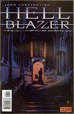 Hellblazer #197 - NM-
