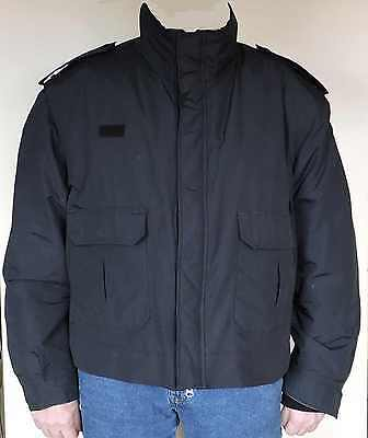 Brand New Large Canadian Police Force High Quality Winter Patrol Uniform Jacket