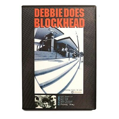 Blockhead - Debbie Does Blockhead / Recycled Rubbish DVD