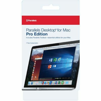 Parallels Desktop 12 for Mac Pro Edition Card
