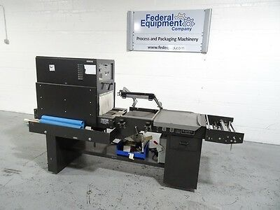"Eastey ""l"" Bar Sealer Heat Tunnel, Model Em16Tt (38657)"