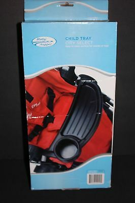 Baby Jogger Child Tray for City Select Stroller  New! Free Shipping!